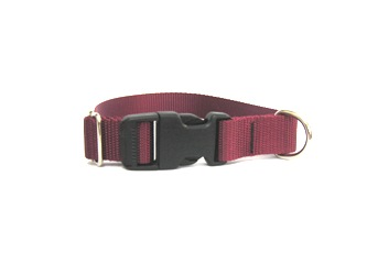 "13-21"" Adjustable Plastic Side-Release Buckle"
